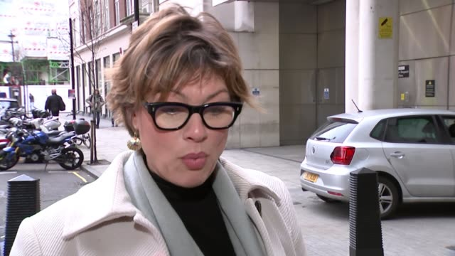 BBC China editor Carrie Gracie resigns over pay inequality ENGLAND London EXT Kate Silverton interview SOT