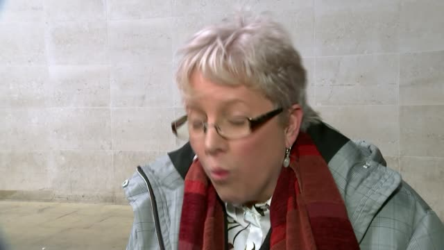 BBC China editor Carrie Gracie resigns over pay inequality ENGLAND London EXT Carrie Gracie interview SOT we need equal pay in this country shocking...