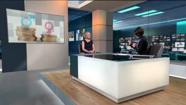 fawcett society calls for law giving women the right to know what their male counterparts earn; england: london: gir: int sam smethers studio... - human gender stock videos & royalty-free footage