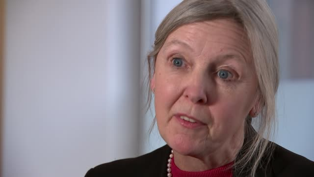 Tesco faces record equal pay claim Yvonne Gallagher interview SOT