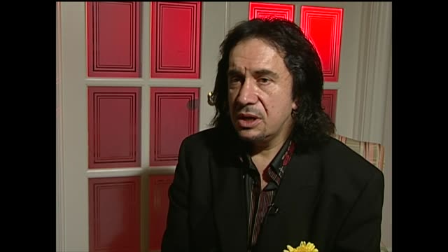 gene simmons on kiss' style of music - music style stock videos and b-roll footage