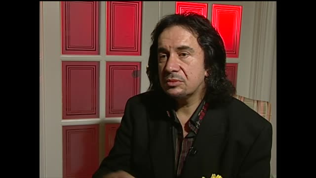 gene simmons on people's eclectic taste in music - punk music stock videos & royalty-free footage