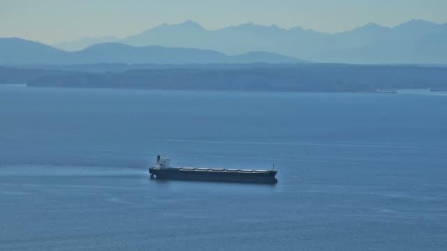Algemene vrachtschip in seattle