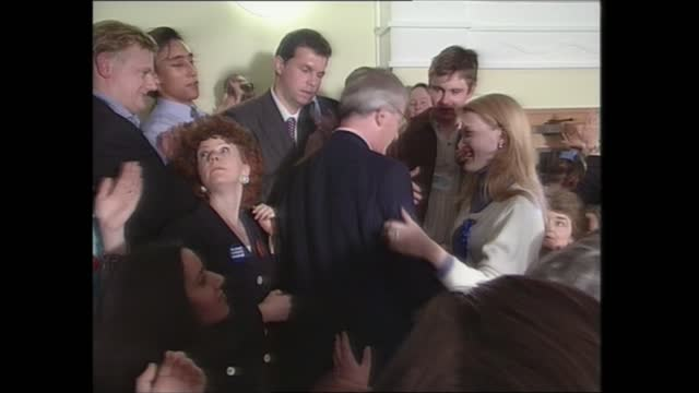 general election 1997: special: 05.00 - 05.50:; *'things can only get better' by d:ream playing sot* england: london: royal festival hall : ext dawn... - office politics stock videos & royalty-free footage