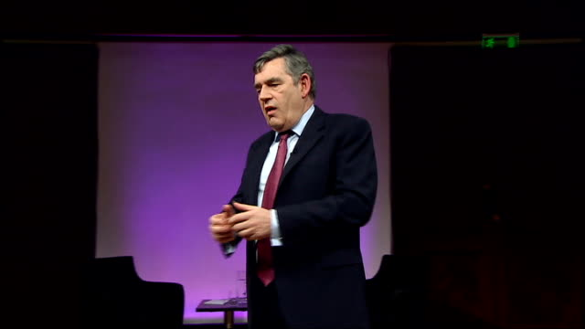 brown speech at royal institute gordon brown speech continued sot keynes in 1920s put forward proposals to hm treasury that when unemployment is high... - the earth: a film lesson in general science stock videos & royalty-free footage