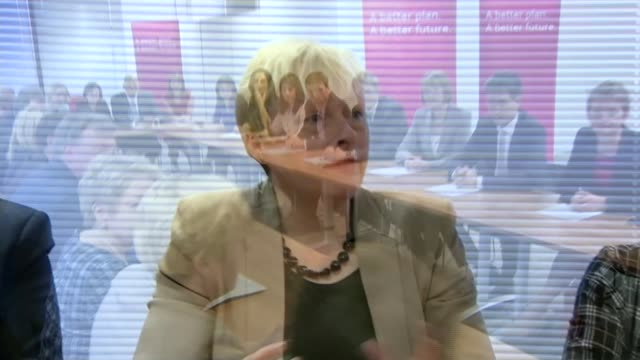 david cameron draws up new cabinet / labour leadership battle lib / 942015 london labour party headquarters int shadow cabinet meeting to discuss... - david cameron politiker stock-videos und b-roll-filmmaterial