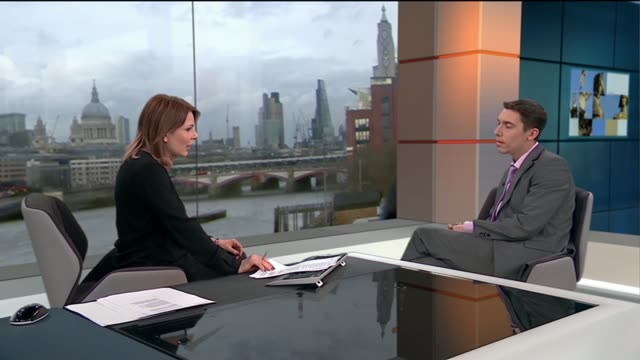 HIV Positive candidate ENGLAND London GIR INT Adrian HyyrylainenTrett LIVE STUDIO Interview SOT