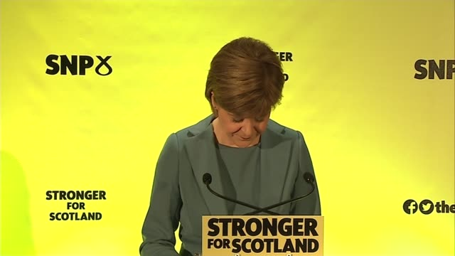 Nicola Sturgeon speech Sturgeon speech SOT benefits for Wales Northern Ireland and the different regions of England on House of Commons history still...