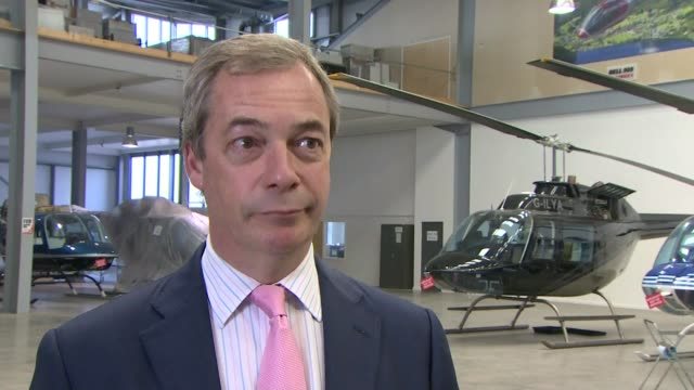 nigel farage unveils ukip poster in support of manston airport england kent thanet manston airport ext nigel farage and ukip supporters unveil mobile... - sports poster stock videos & royalty-free footage