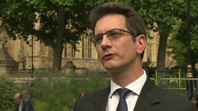 brexit eu wait to find out uk government negotiating position westminster steve baker mp interview sot want a successful brexit london int various of... - baker occupation stock videos and b-roll footage