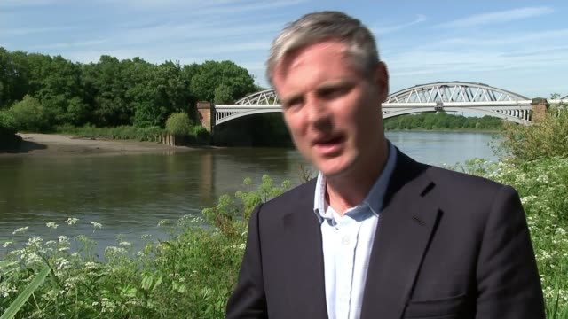 London reacts to results DATE Zac Goldsmith MP interview on his views on Conservative manifesto SOT Goldsmith campaigning with Prime Minister Theresa...