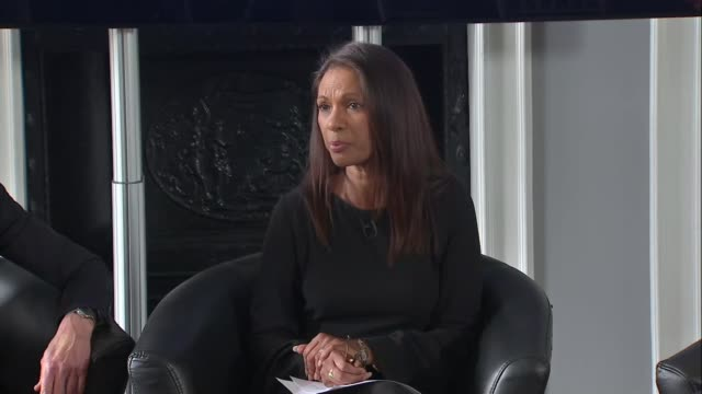 tactical voting gina miller 'best for britain' campaign launch gina miller and eloise todd qa session sot - q and a stock videos & royalty-free footage