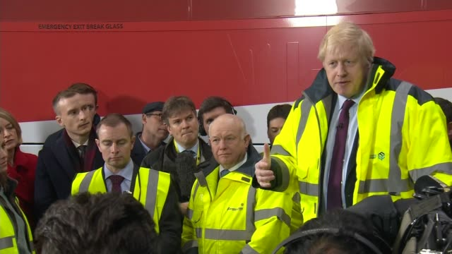 boris johnson reluctant to look at 'terrible' photograph of fouryearold boy sleeping on hospital floor england tyne and wear washington fergusons... - lying on front stock videos & royalty-free footage