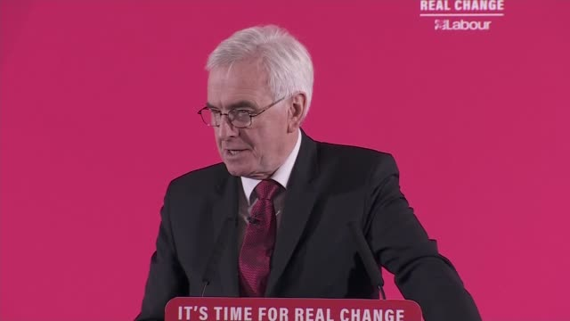 john mcdonnell speech on the economy england london westminster int chi onwurah introductory speech sot part 2 of 2 / john mcdonnell speech sot part... - rules stock videos & royalty-free footage