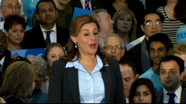 david cameron speech in harrow; england: london: harrow: hannah david introduction sot / - harrow stock videos & royalty-free footage