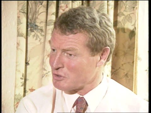 lib dems cms paddy ashdown intvwd sof major cannot chain britain to constitutional dark ages for the sake of the tory party cs blood pressure cushion... - cushion stock videos and b-roll footage
