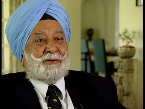General Kirpal Singh Randhawa interviewed SOT My assessment of Saddam is he would definitely want to keep something to use as a trump card when the...