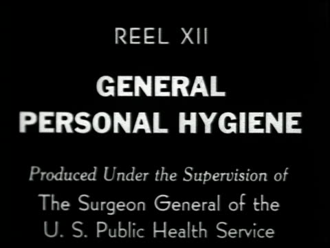 general personal hygiene - 1 of 15 - general personal hygiene film title stock videos & royalty-free footage