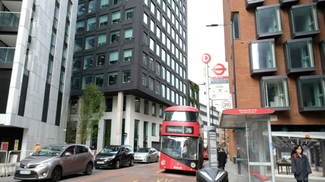 general shots of four wework office locations in london uk on monday october 7 2019 - downtown stock videos & royalty-free footage