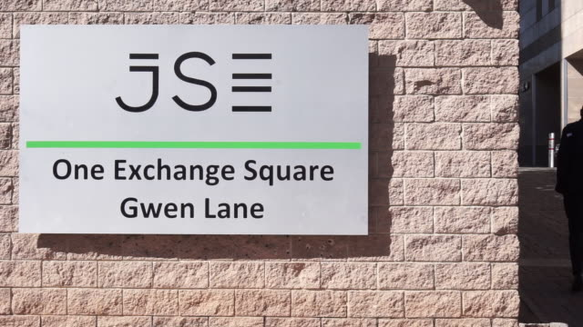 General shots of the Johannesburg Stock Exchange in Johannesburg Gauteng South Africa on Monday September 3 2018