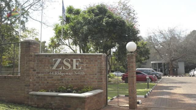 General shots of the Zimbabwe Stock Exchange in Harare Zimbabwe on Tuesday July 31 2018