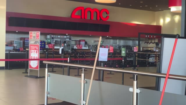 NY: AMC Theatre In New York