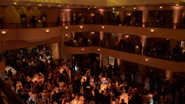 A general view of atmosphere at the opening night Party of the Munich Film Festival 2016 at Hotel Bayerischer Hof on June 23 2016 in Munich Germany