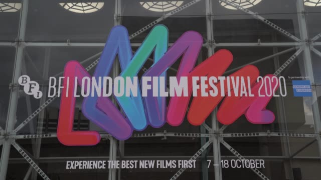 GBR: 64th BFI London Film Festival - General Views