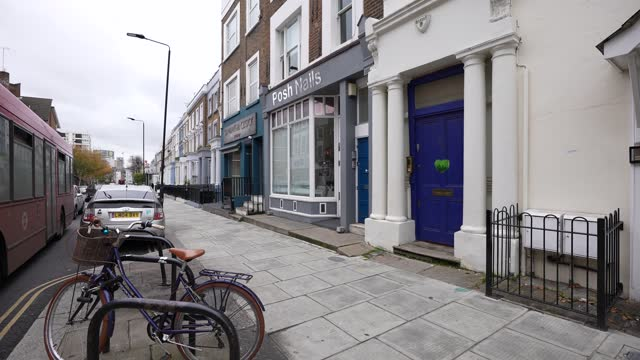 GBR: Real-Life Locations For 'Notting Hill'