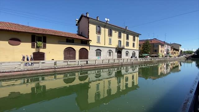 ITA: Navigli In Milan