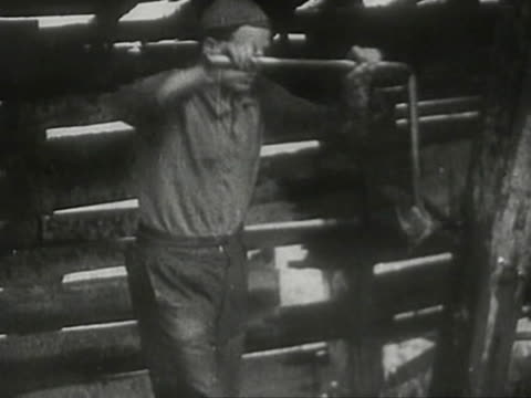 general view of oil towers worker extracting oil with primitive tools - motor oil stock videos and b-roll footage