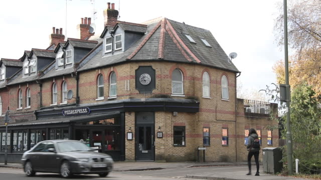 GBR: General Views Of Pizza Express Which Prince Andrew Says He Attended
