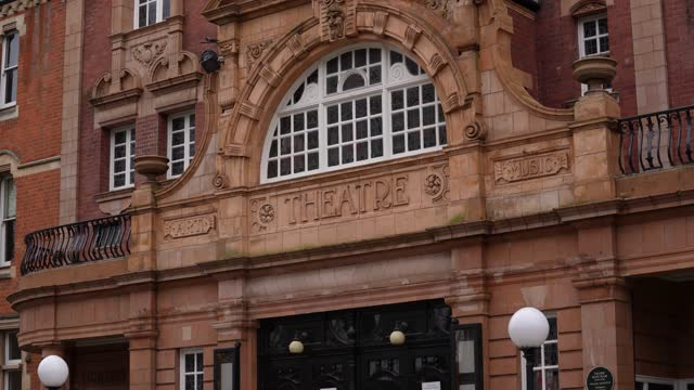 GBR: Independent theaters and arts venues in London