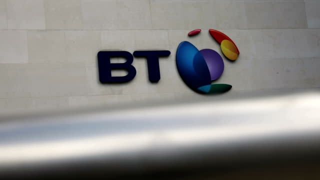 stockvideo's en b-roll-footage met a general view of the bt head office on may 10 2018 in london england bt is cutting 13000 management jobs over three years but hiring 6000 employees... - british telecom