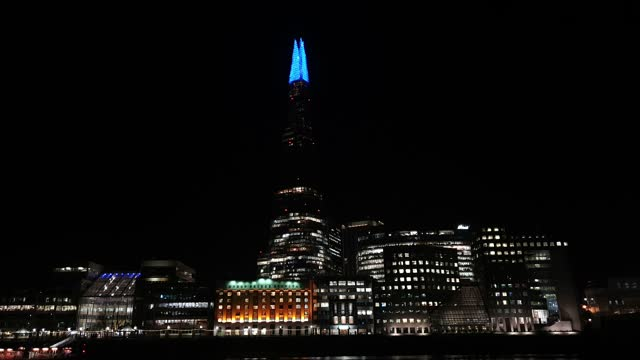 GBR: Shard Lights 2020