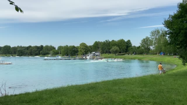 ITA: Wakeboard Reopens With Social Distancing