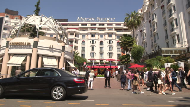 General Views at Majestic Barriere Hotel Cannes on May 12 2015 in Cannes France