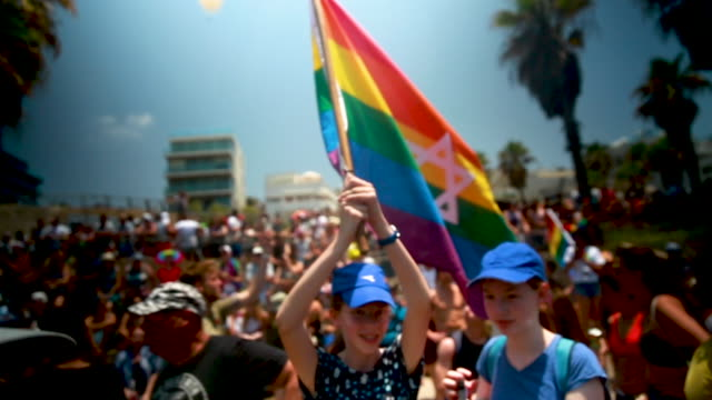 ISR: Pride in Tel Aviv Parade 2019 - ATMOSPHERE