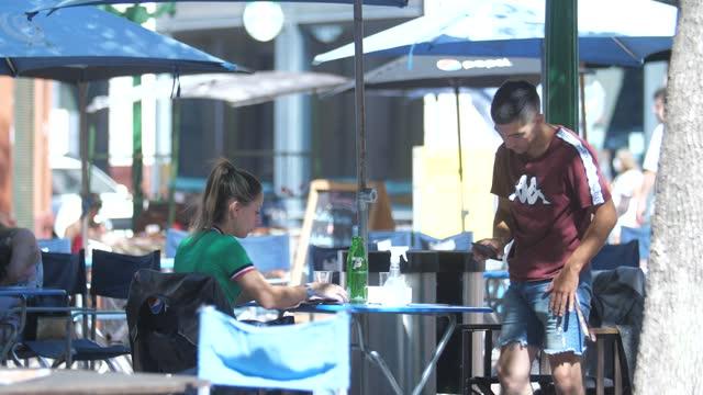 ARG: San Telmo Street Fair in Covid Times