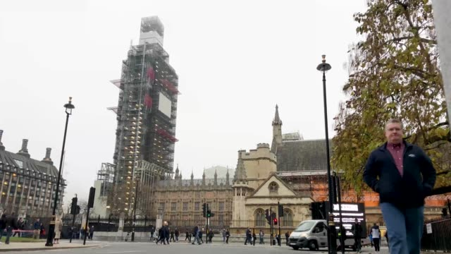General Views of the houses of parliament