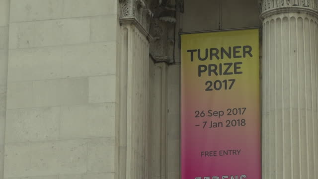 General views of the Turner Prize exhibition in Hull the UK's City of Culture 2017 September 2017 NNBZ126J ABSA627D