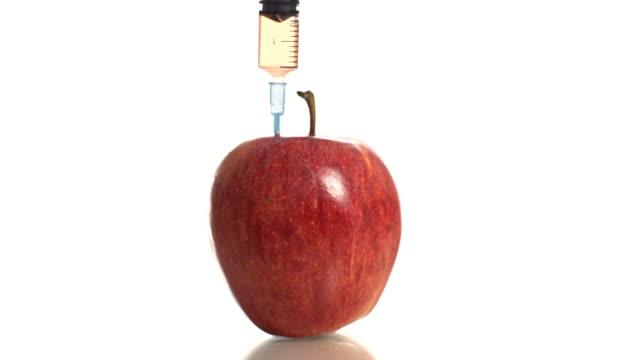 HD-ZEITLUPE: Genetisch veränderte Apple