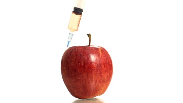 HD-ZEITLUPE: Genetisch modifizierte Apple