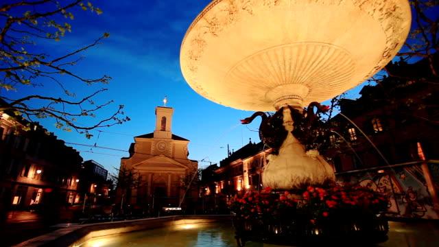 Geneva old city Carouge