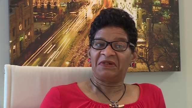 WGN Geneva ReedVeal the mother of Sandra Bland Talks About $19 Million Settlement in a Wrongful Death Lawsuit on September 15 2016