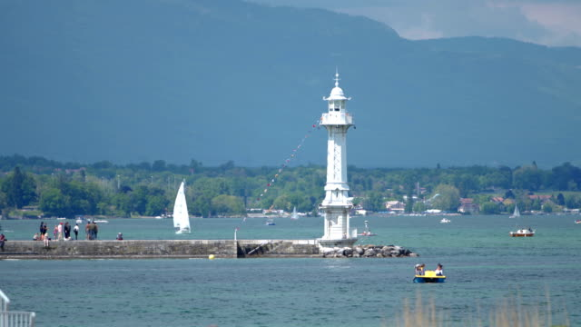 geneva, switzerland - french overseas territory stock videos & royalty-free footage
