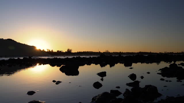 vídeos de stock e filmes b-roll de genipabu beach at sunset in natal, rio grande do norte, brazil - cultura sul americana