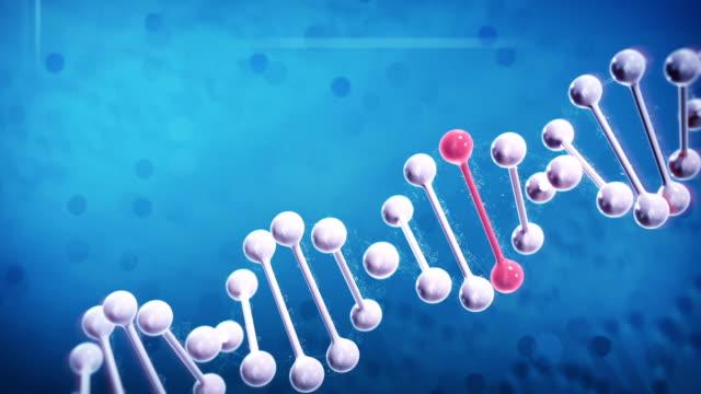stockvideo's en b-roll-footage met genoom bewerken (diagonal, blauw) - redacteur