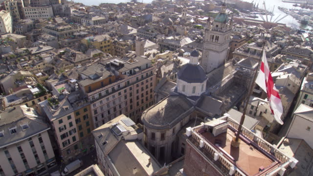 genova in italy - social history stock videos & royalty-free footage
