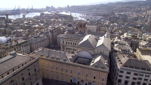 genova in italy - liguria stock videos & royalty-free footage